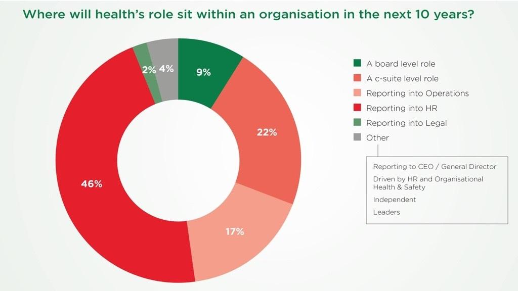 Role of the chief health officer