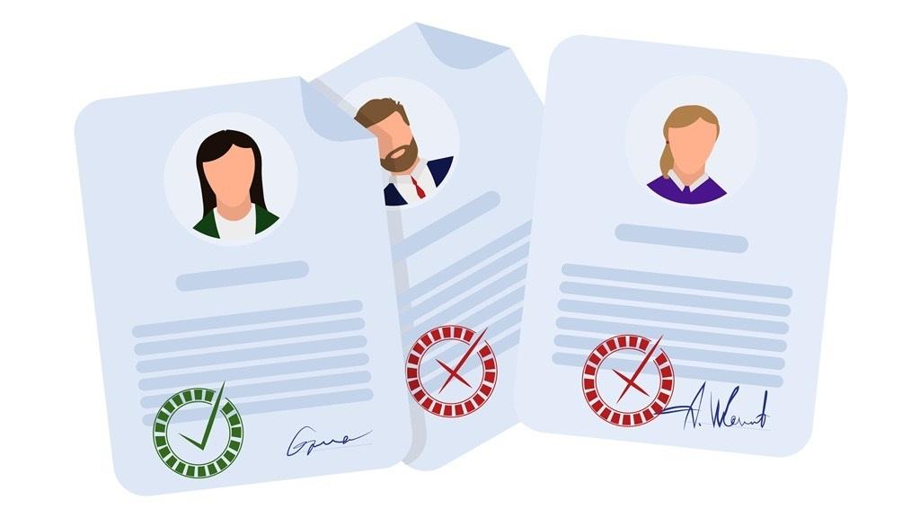 Rejections to employment pass applications