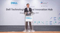 Dell Technologies launches Global Innovation Hub in Singapore, creating more than 160 jobs