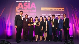 Celebrate Malaysia's top talent acquisition teams at Asia Recruitment Awards