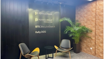 PersolKelly reveals new regional brand identity with redesigned logo