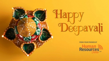 Deepavali greetings from the Human Resources Online team