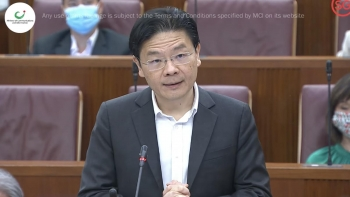 3 takeaways from Singapore's Finance Minister Lawrence Wong's parliamentary speech