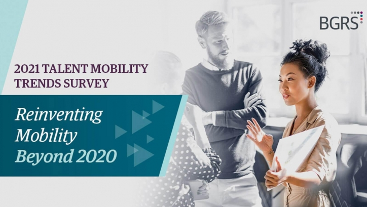 Survey: Talent mobility trends for 2021